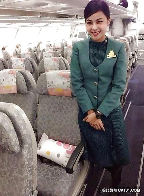 Flight attendant sex photos