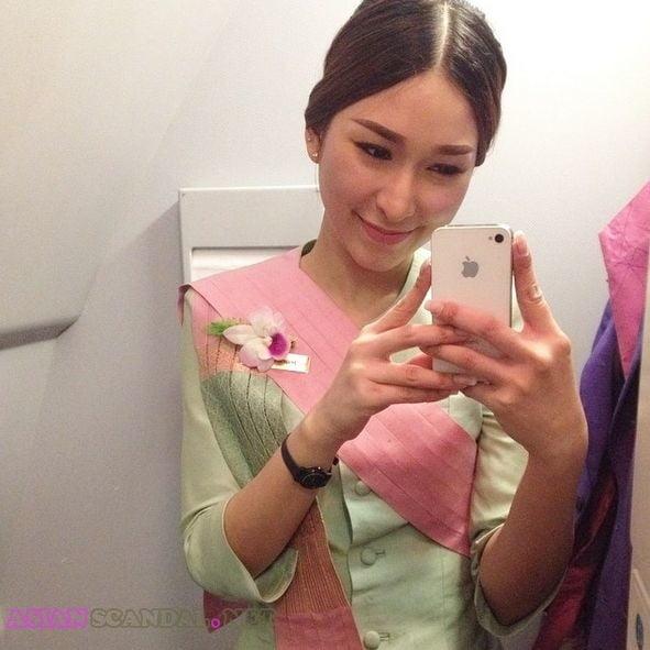 hot thai stewardess
