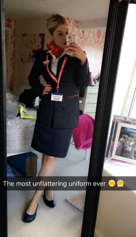 Jet2 Stewardess