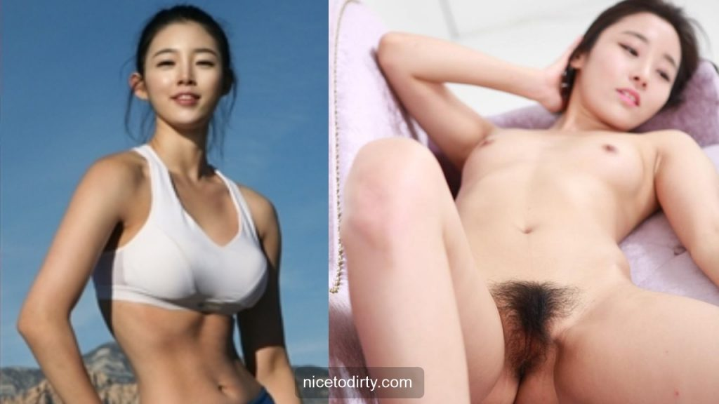 Kpop Video Clip Model And Korean Tv Personality Showing Her Pussy On Leaked Photoshoot