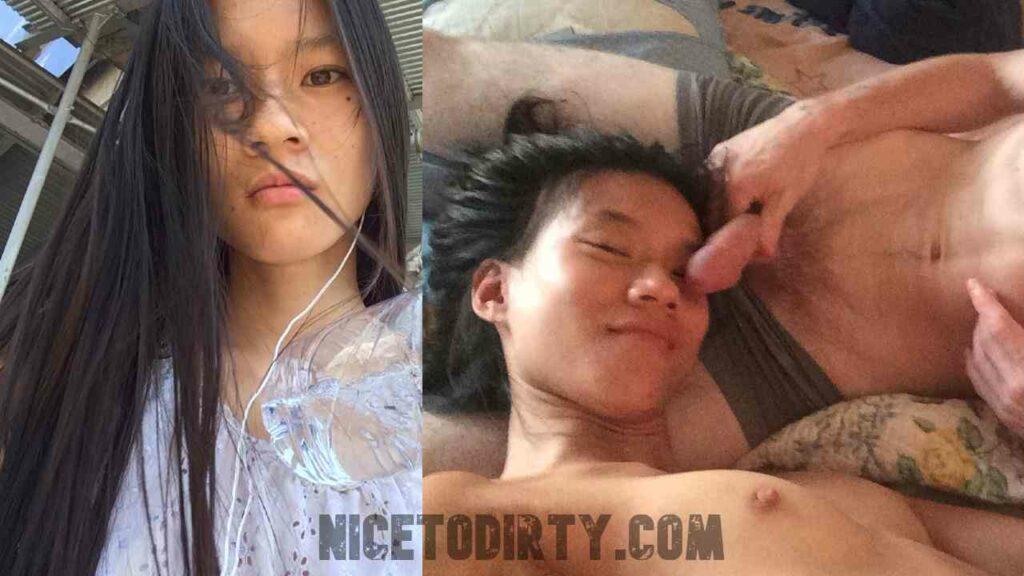 Cute Thai Teen Leaked Life