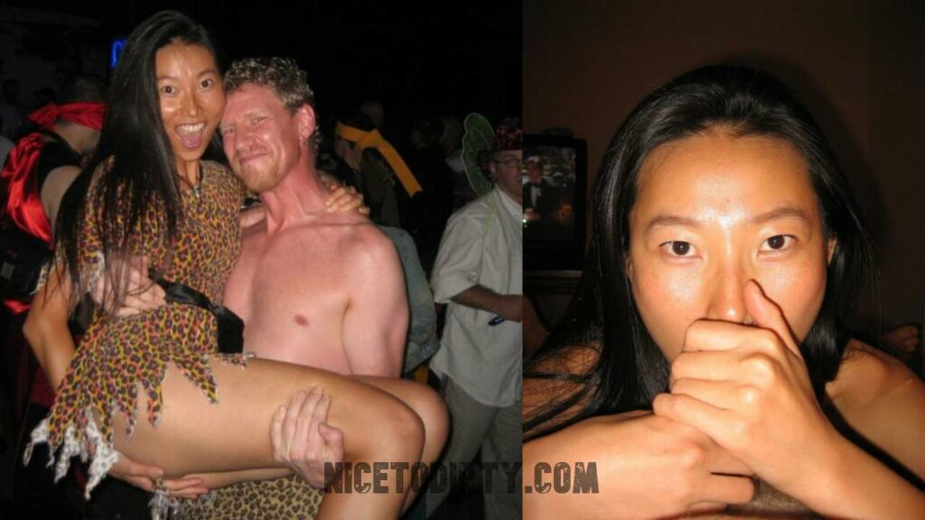 Cute Asian Wife Threesome
